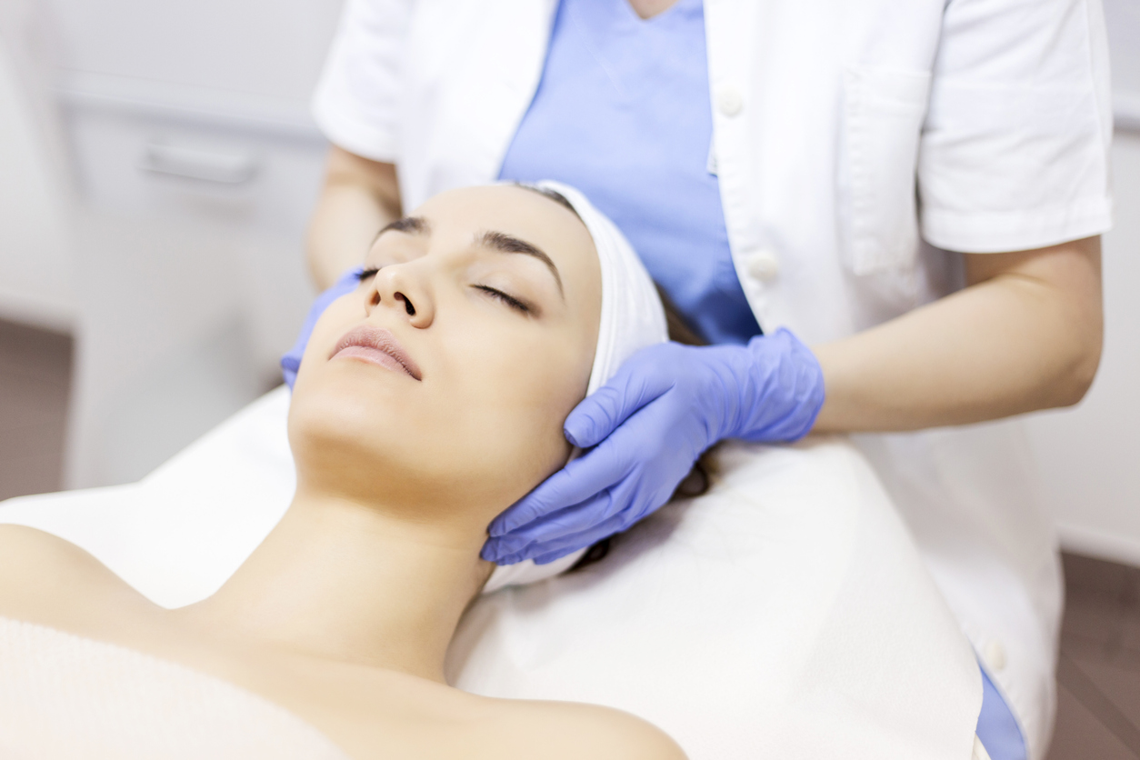 Chemical Peel Treatment in Bakersfield